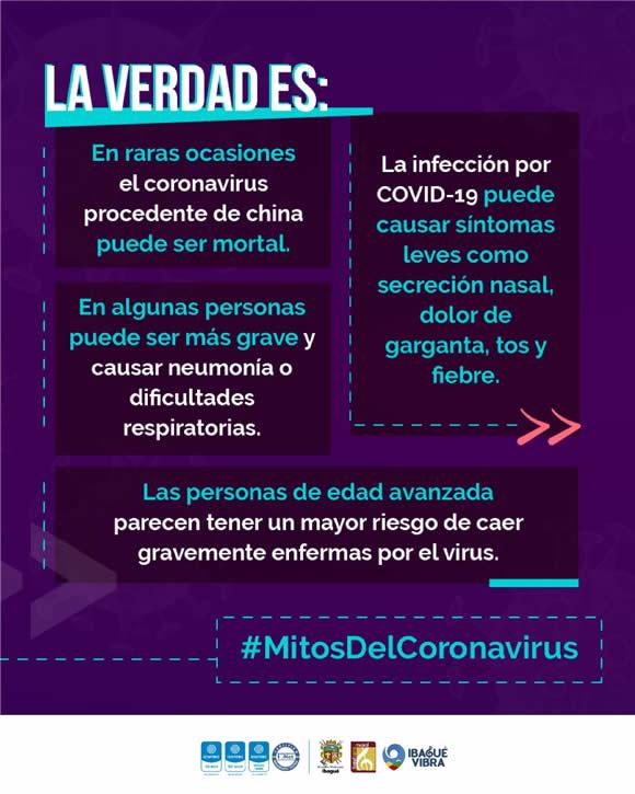 Recomendaciones especiales para prevenir el Coronavirus 20