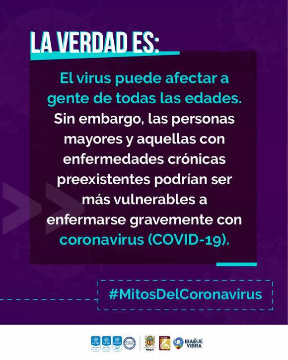 Recomendaciones especiales para prevenir el Coronavirus 23