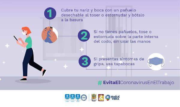 Recomendaciones especiales para prevenir el Coronavirus 27