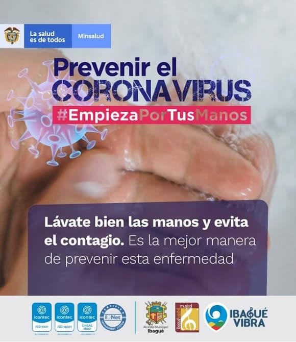 Recomendaciones especiales para prevenir el Coronavirus 7