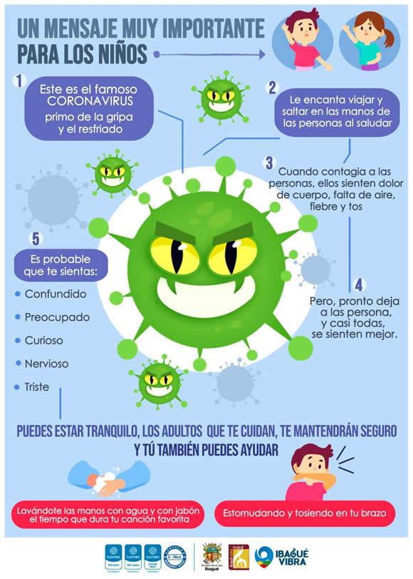 Recomendaciones especiales para prevenir el Coronavirus 10