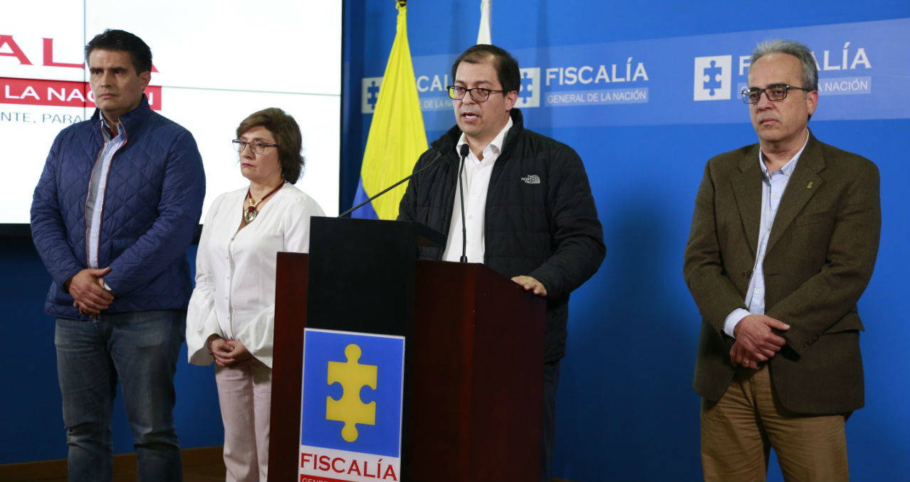 LA CORRUPCION DEL PAIS EN LA MIRA DE LA FISCALIA. 1