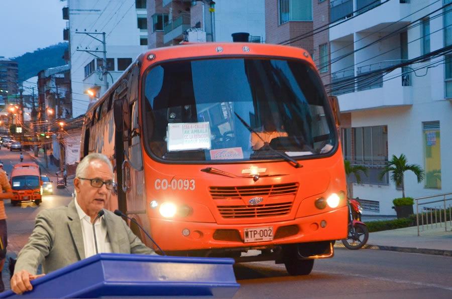 Proyecto SETP que gestionó el exalcalde Jaramillo será una realidad para Ibagué. 1