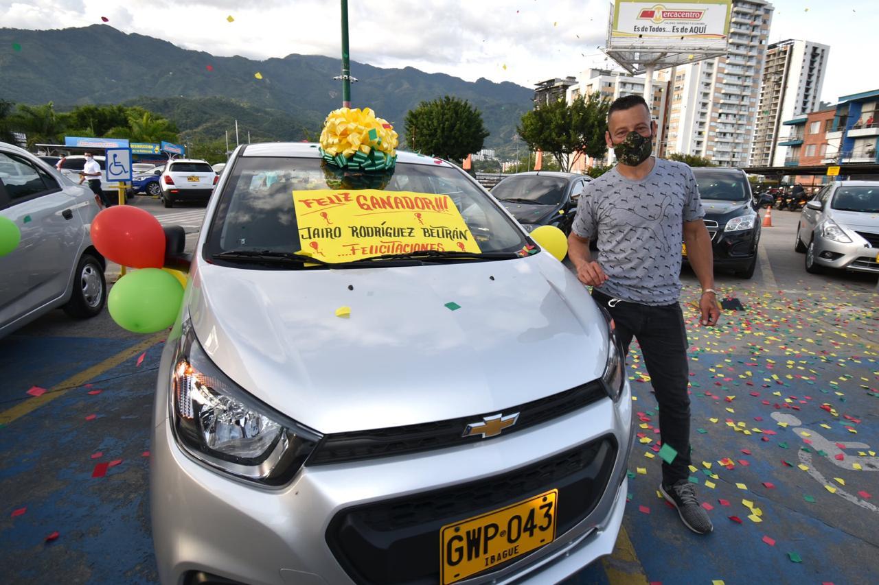 Mercacentro entregó miles de premios en su cumpleaños No. 29 2