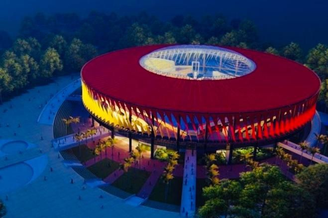 Seis proponentes disputan la construcción del Coliseo Mayor de Ibagué. 1