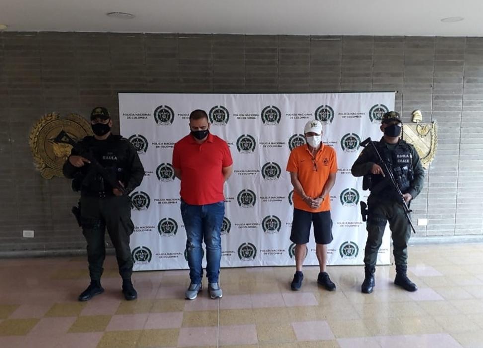 Por extorsión a la Alcaldesa de Falan Tolima, Fiscalía envió a la cárcel a policía y pensionado del magisterio. 1