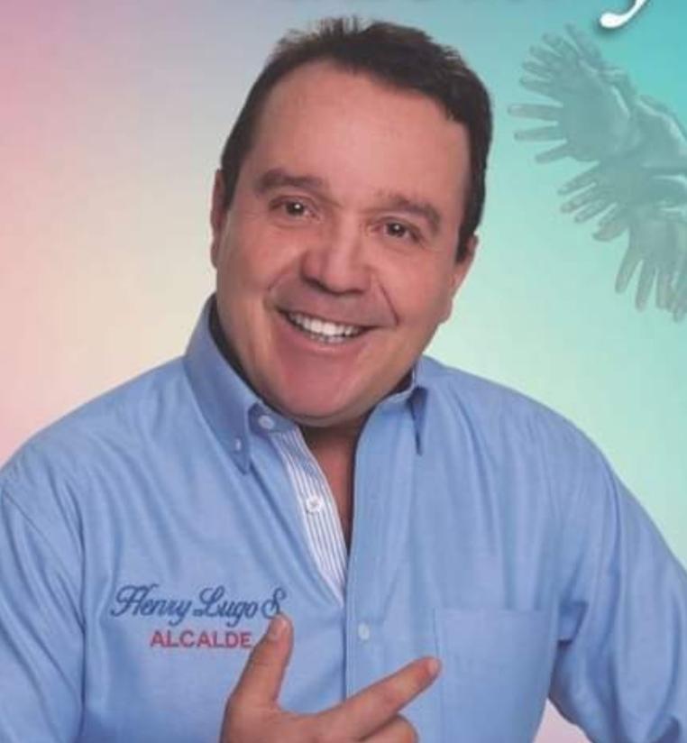 HENRY LUGO EL NUEVO ALCALDE DEL VALLE SAN JUAN. 1