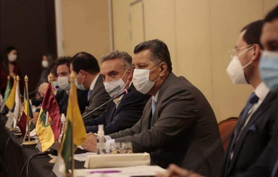 Quedó formalmente radicada ante el Senado la adhesión del Tolima a la RAP Eje Cafetero. 1