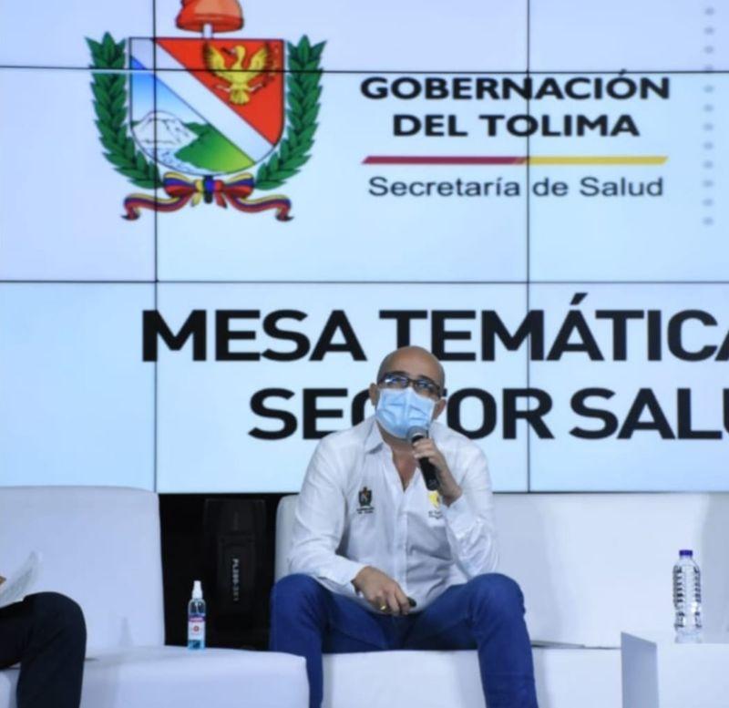 136 mil millones de pesos en Inversión y dotación en Hospitales del Tolima. 1