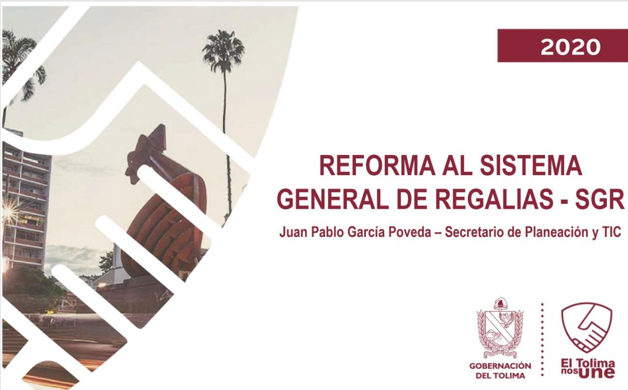 NUEVA LEY DE REGALIAS REGULA SU FUNCIONAMIENTO 1