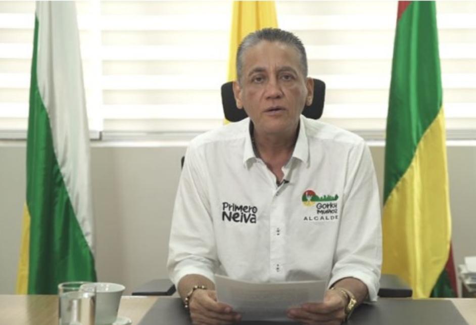 Contratos Covid-19 por 8 mil millones, enredan alcalde y funcionarios de Neiva, según la Procuraduría. 1