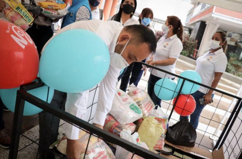 Jornada de recolección de ayudas para damnificados de San Andrés Islas, realiza a partir de hoy el gobierno departamental. 1