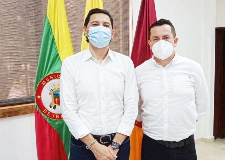 Ibagué tiene nuevo Secretario de Educación. 1