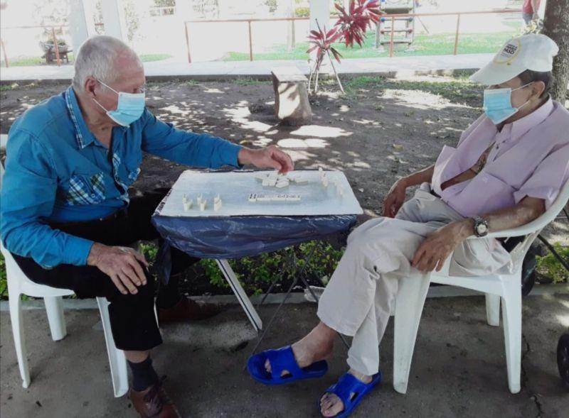 Alcaldía de Ibagué ofreció atención integral a 213 adultos mayores del Jardín de los Abuelos 1