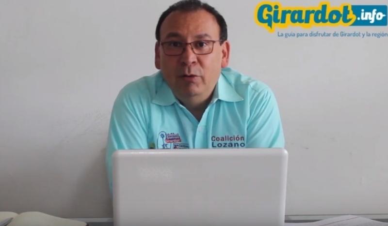 A juicio disciplinario alcalde de Girardot, Cundinamarca por la Procuraduría. 1