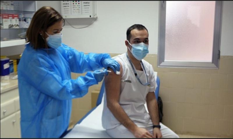 Médicos de hospitales del Tolima recomiendan vacunarse contra el Covid - 19 1