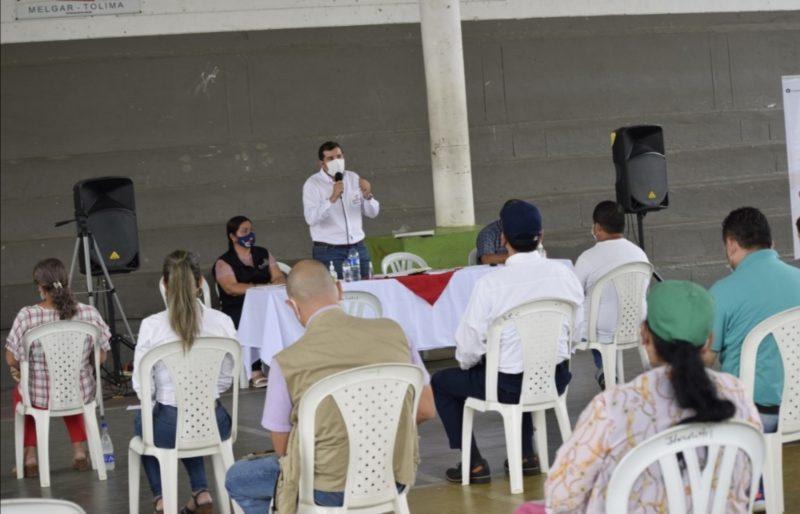 Contraloría Departamental reconoce labor de los veedores y veedoras del Tolima 1