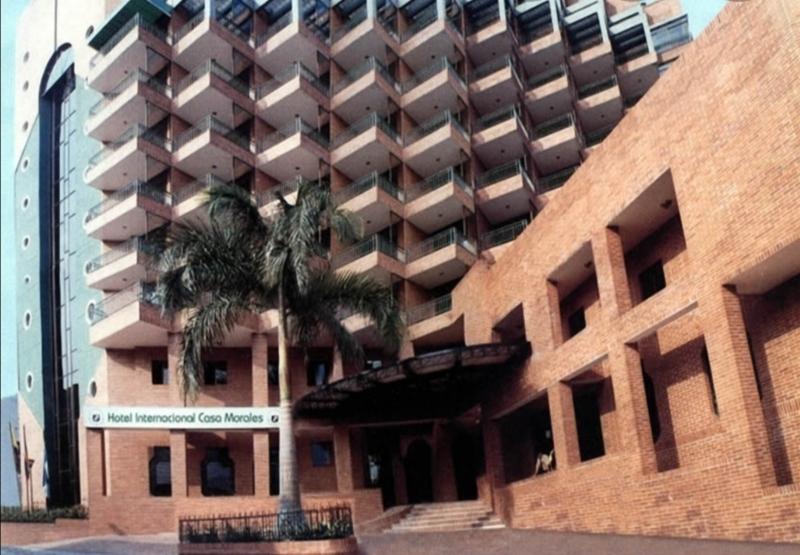 Sector hotelero se beneficia con la realización del Panamericano de Patinaje 1