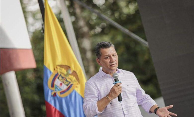 Gobernador Ricardo Orozco resalta nuevas inversiones para el Tolima luego de la visita del presidente Duque. 7