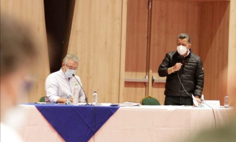 Presidente Duque anunció en Ibagué que este año será el de mayor destrucción de ollas del microtráfico en todo el país. 8