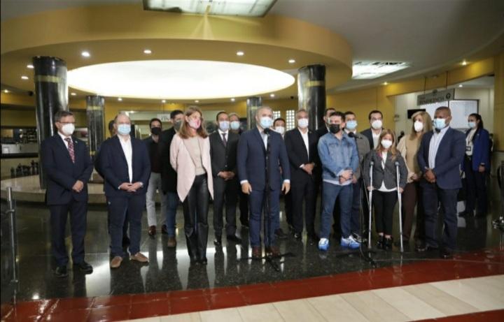 Gobernadores liderarán diálogos regionales con comunidades, Jóvenes y líderes de las manifestaciones.. 2