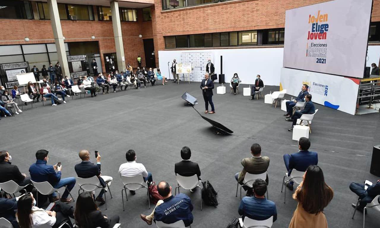 Jóvenes tolimenses podrán participar en las Elecciones de Consejos municipales 2021. 1