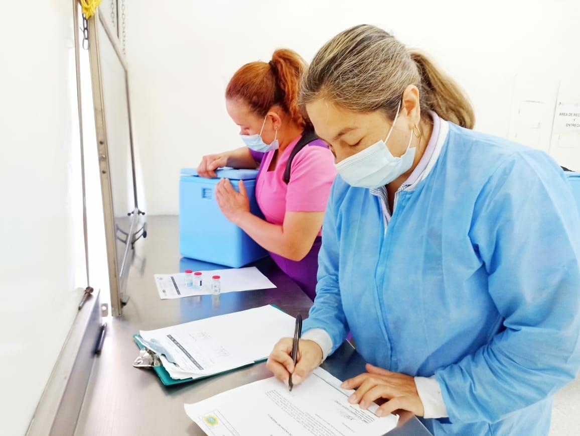 *1.624 dosis contra el Covid19 se redistribuirán porque 9 municipios no han sido oportunos en la vacunación* 1