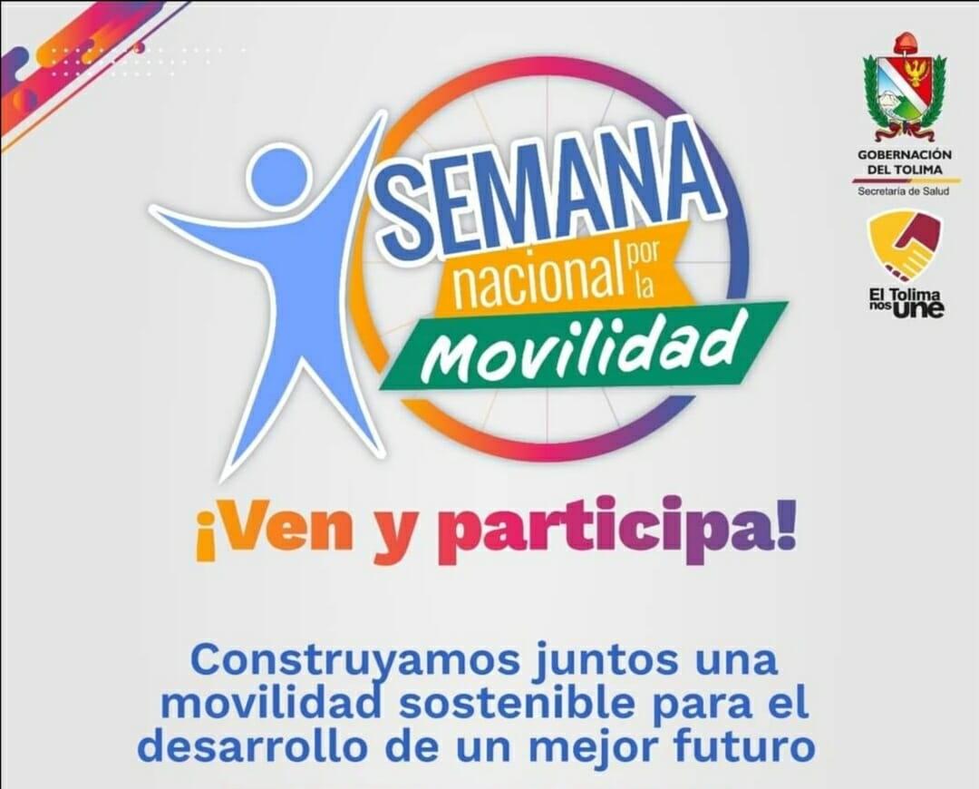 Semana Nacional de la Movilidad 1