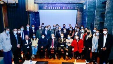 Con reconocimiento para el Tolima y abordaje de temas importantes del sector salud, terminó el rencuentro nacional de secretarios de salud en Bogotá. 2