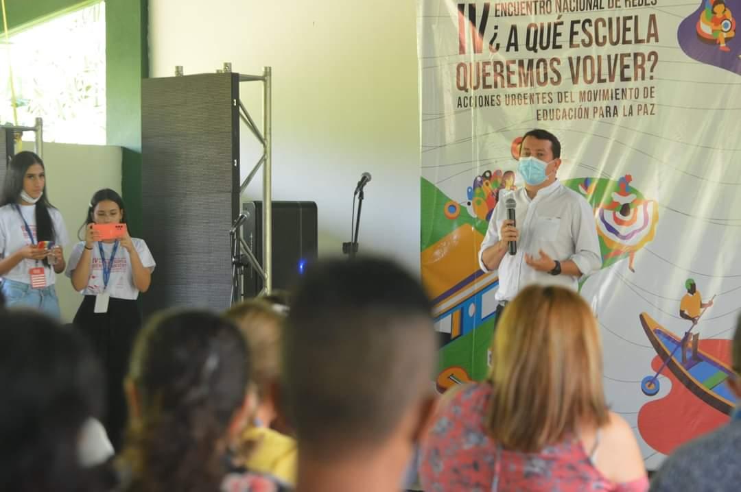 *IV Encuentro Nacional de Redes de Educapaz se lleva a cabo en Ibagué* 1