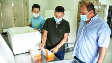 *Con 21.420 dosis de Moderna y 18.900 de Sinovac se acelerará aún más el Plan de Vacunación Covid19 en el Departamento* 3